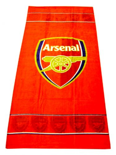 ARSENAL FOOTBALL CLUB BEACH TOWEL